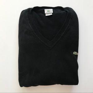 Lacoste XXXL Black Sweater